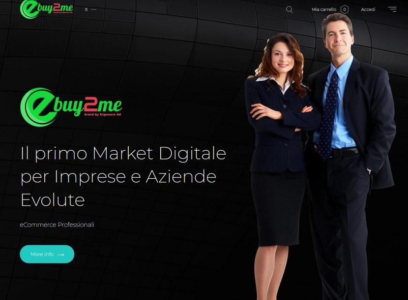 ebuy2me il primo market digitale per imprese e aziende evolute